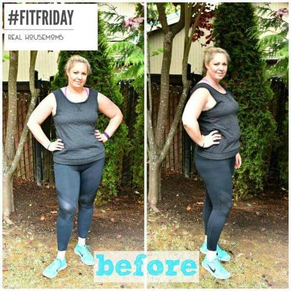 #FitFriday is full of encouragement and a place to talk about our journey to healthy!
