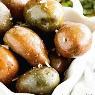 Lemon Dill Potatoes