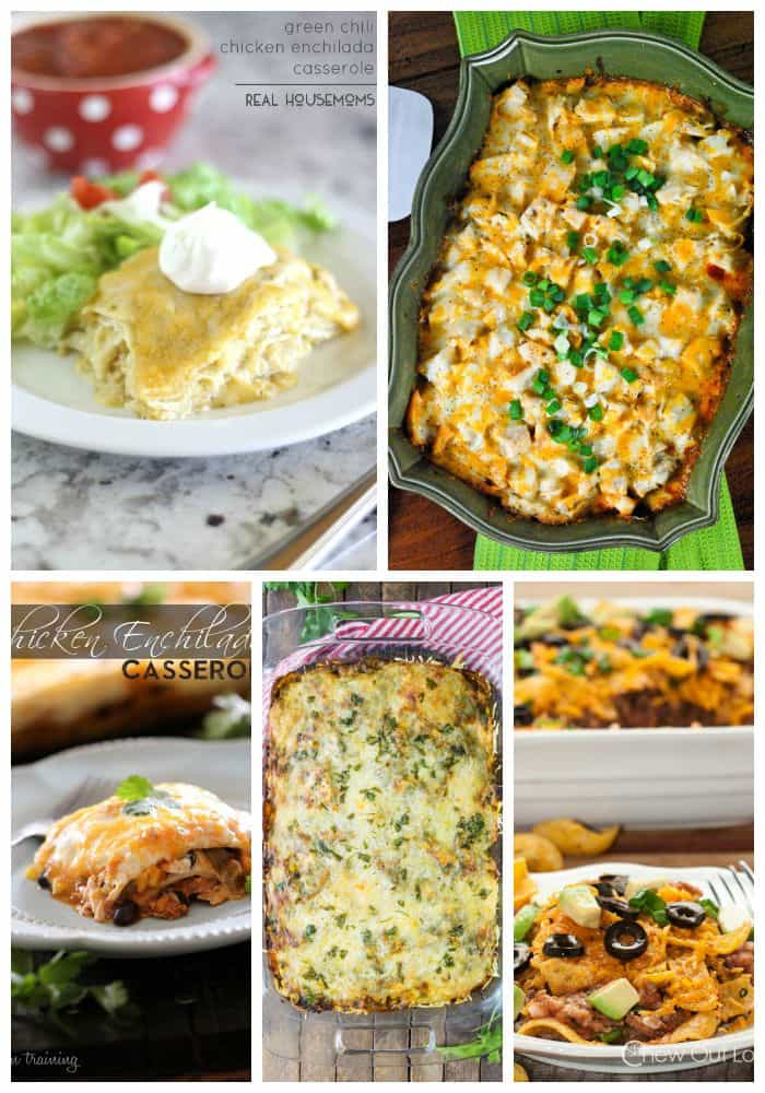 25 Dinner Casseroles | Real Housemoms