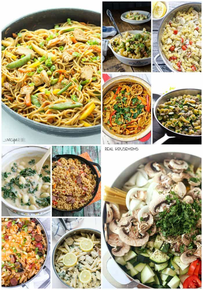 50 One Pot Dinner Recipes | Real Housemoms