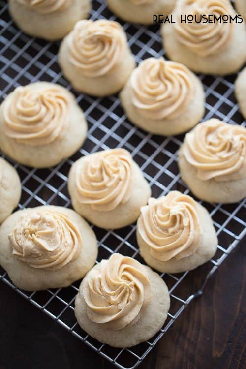 Pumpkin Spice Sugar Cookies are a fabulous fall spin on one of my all time favorite cookies!