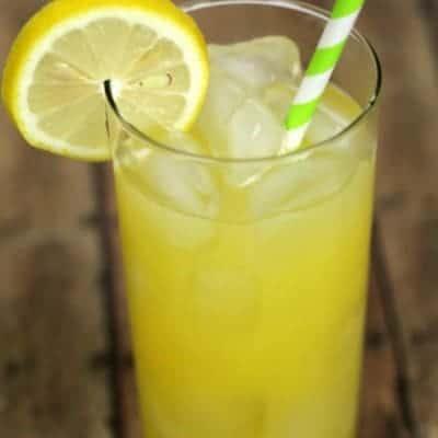 Screwy Banana Cocktail