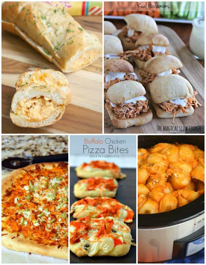 25 Buffalo Flavored Recipes | Real Housemoms