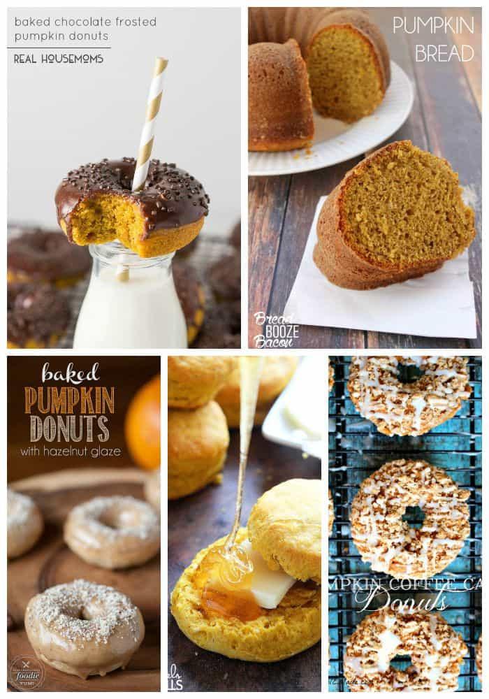 25 Pumpkin Breakfast Recipes | Real Housemoms
