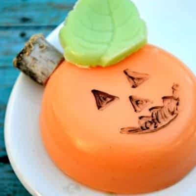 DIY Pumpkin Hand Soap