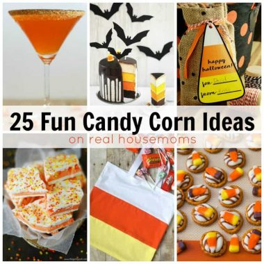 25 Fun Candy Corn Ideas