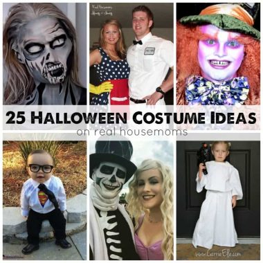 25 Halloween Costume Ideas