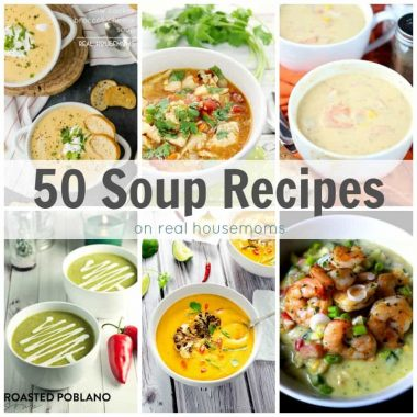 50 Soup Recipes
