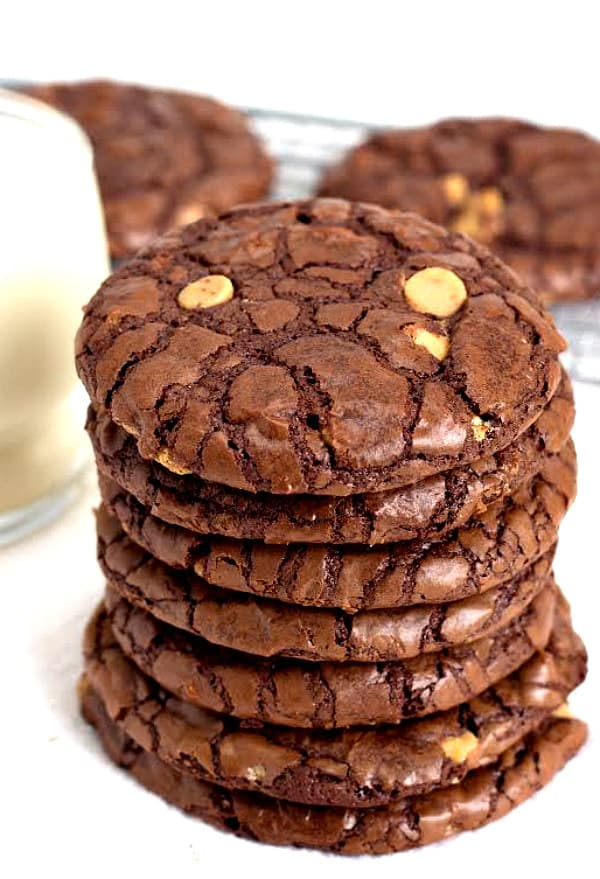 Chocolate Wow Cookies - Recipe Girl