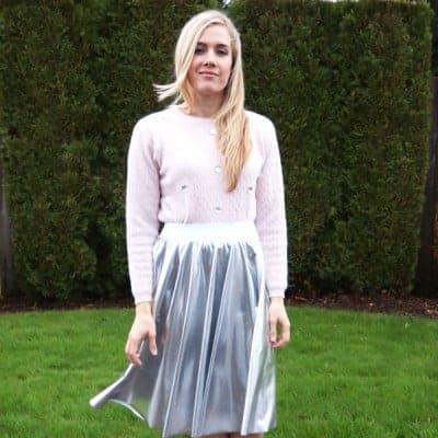 DIY Embellished Sweater Trend