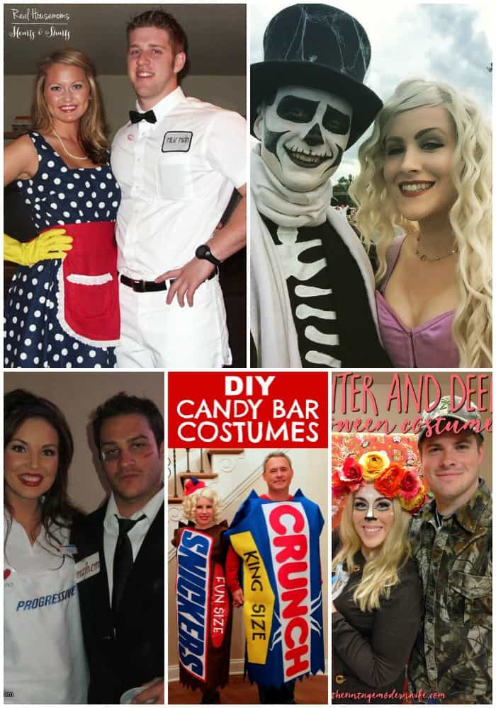 Looking for the perfect costume this year? We have 25 Halloween Costume Ideas that are sure to fighten ups ome fun!