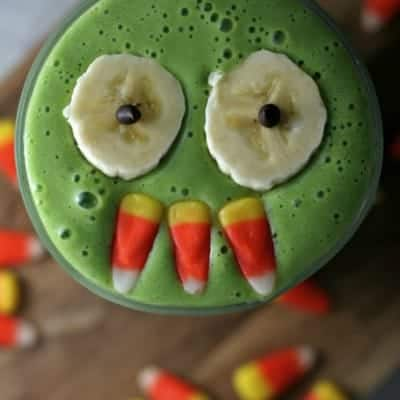 Monster Mash Green Smoothie