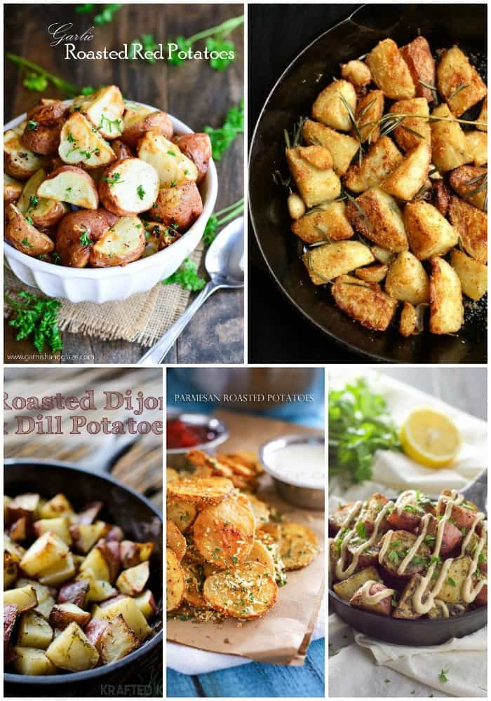 Revamp your favorite Thanksgiving side with these 25 Potato Side Dish Recipes that are sure to please everyone at your holiday table!