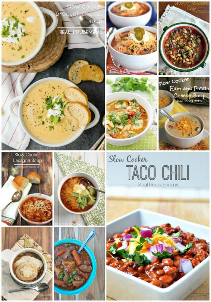 50 Soup Recipes ⋆ Page 3 of 7 ⋆ Real Housemoms