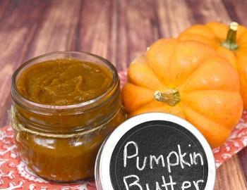 pumpkin butter 1