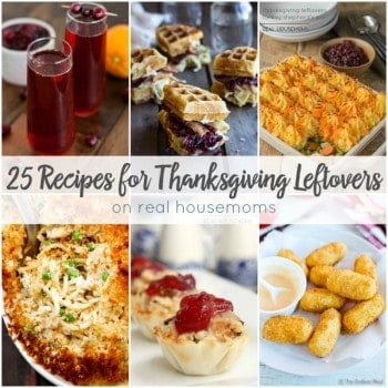 Thanksgiving has come and gone, and as much as we love a big holiday meal, eating the leftovers can be just as good! These25 Recipes for Thanksgiving Leftoverswill take your flavor cravings to a delicious new place!