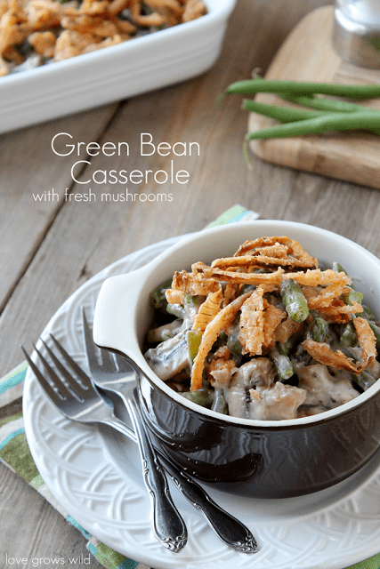 Green Bean Casserole - The Recipe Critic