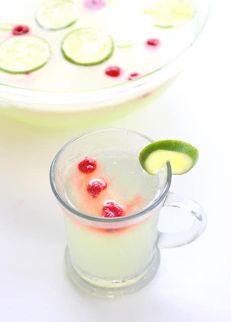 Limemade Punch - The Girl Who Ate Everything