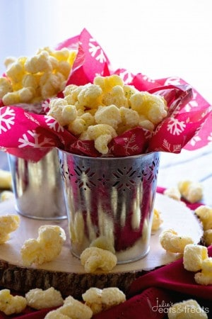 White Chocolate Puff Corn Bucket Watermark