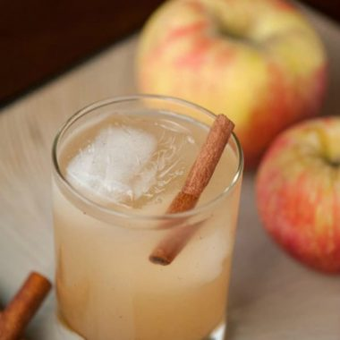 Fall entertaining wouldn't be complete without serving a delicious APPLE MARGARITA!