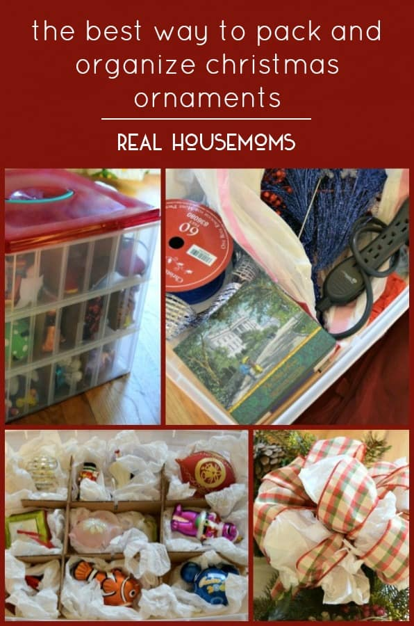we love this holidays and were sharing our tips for the best way - Organizing Christmas Decorations