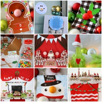 DimplePrints Holiday Ideas RH