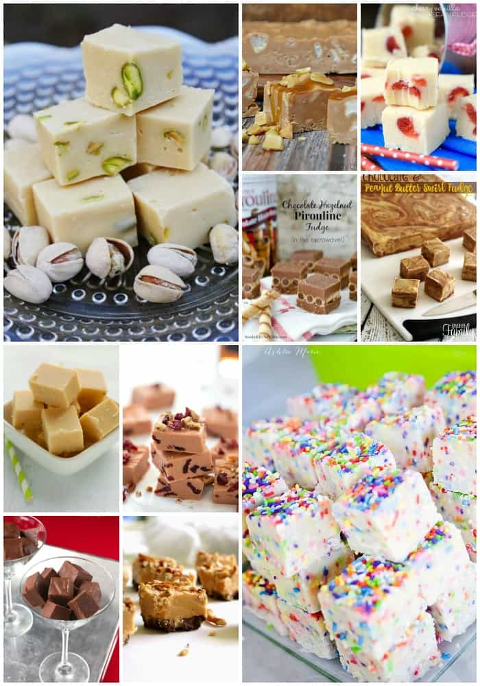 I could eat fudge in just about every flavor under the sun and with these 50 Fabulous Fudge Recipes now I can!