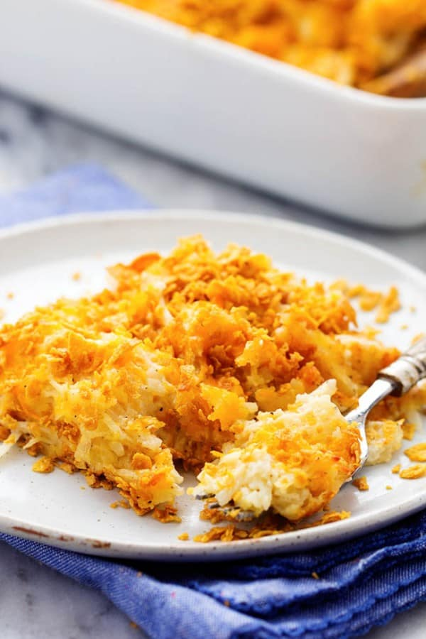 Funeral Potatoes - The Recipe Critic