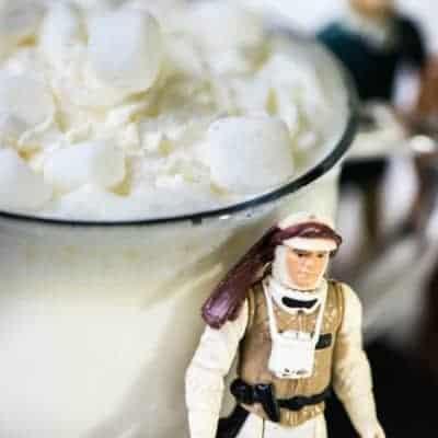 Hoth Chocolate – White Hot Chocolate