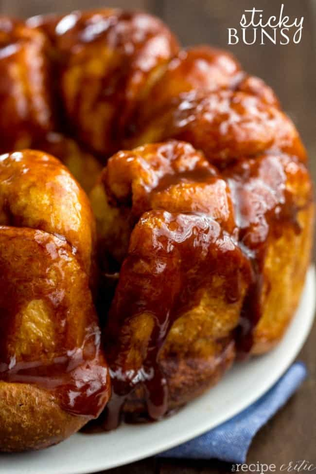 Sticky Buns - The Recipe Critic