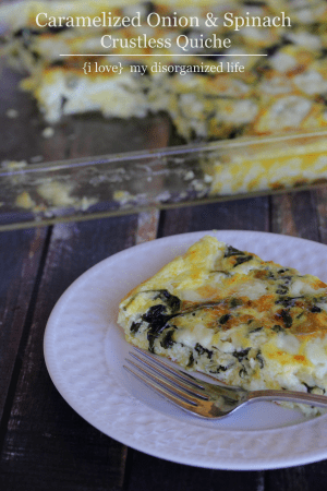 caramelized-onion-and-spinach-crustless-quiche-i-love-my-disorganized-life-hero