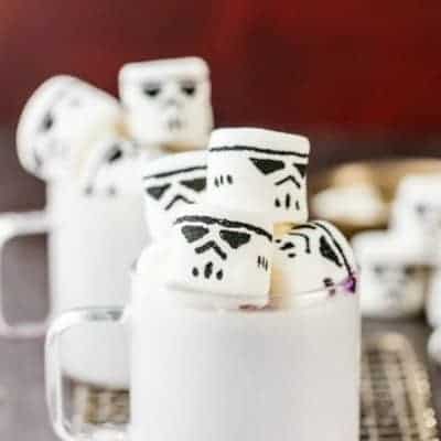 Stormtrooper Marshmallows