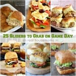 25 Sliders to Grab on Game Day