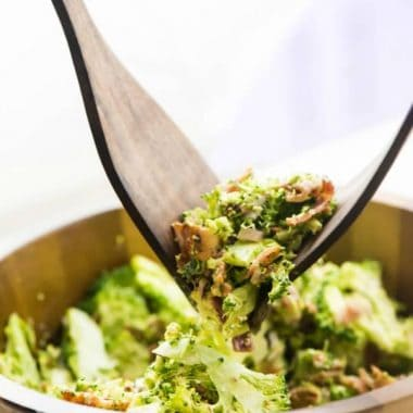 Bacon Broccoli Slaw
