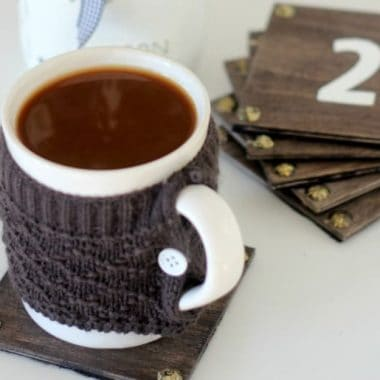 DIY Wooden Coasters