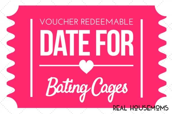 photo relating to Unos Printable Coupons identified as Valentines Day Evening Thought Printable Discount coupons ⋆ Accurate Housemoms