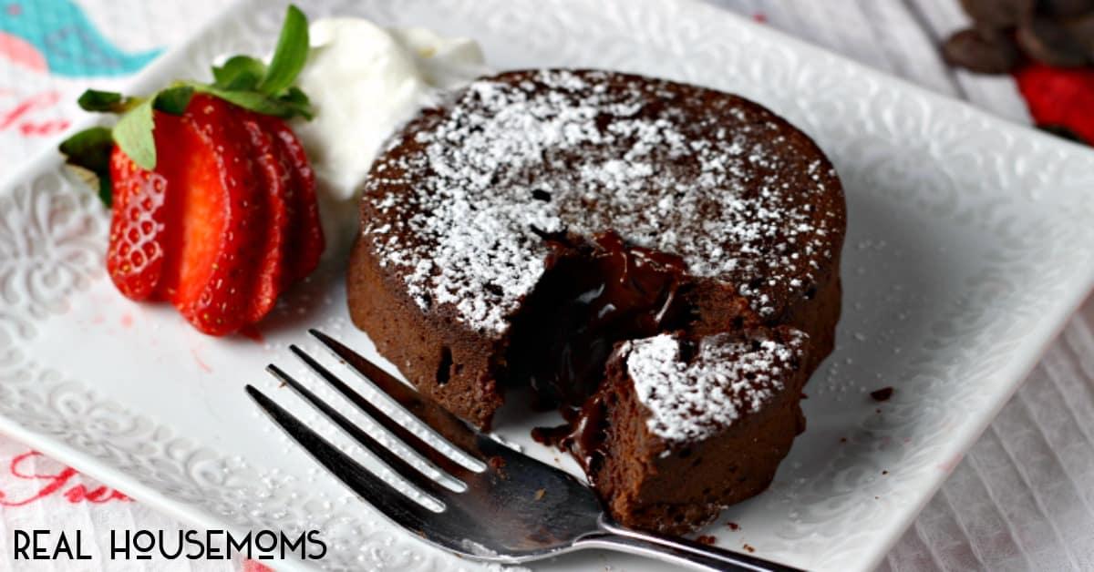 Chocolate Molten Lava Cake Near Me
