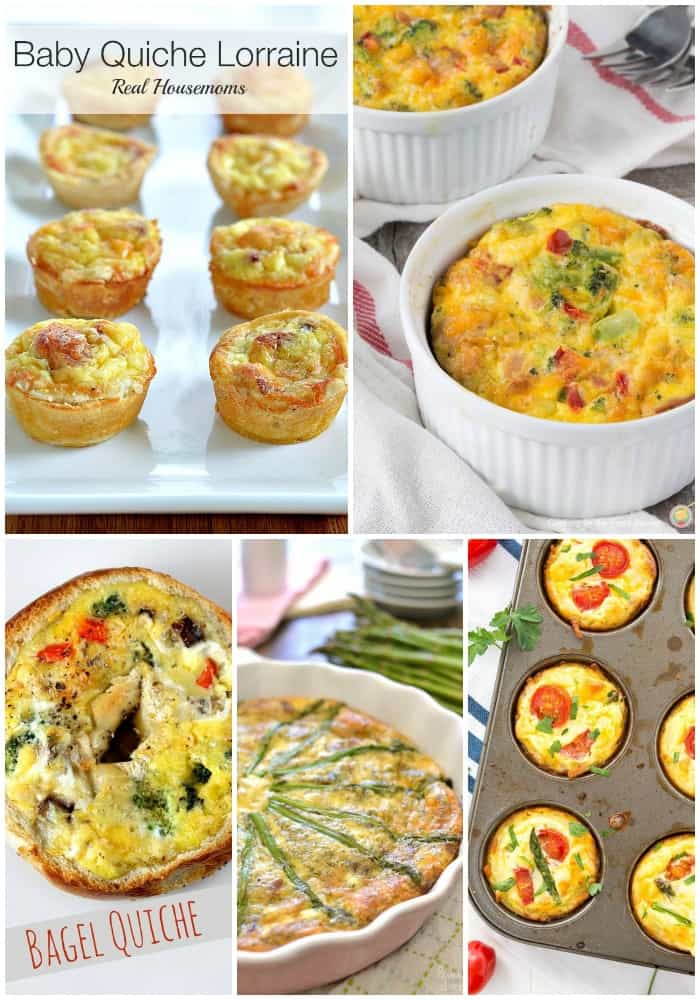 These 25 EGG-CELLENT BREAKFASTS are a protein packed way to start your day!