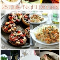 dinners that can be served for date night