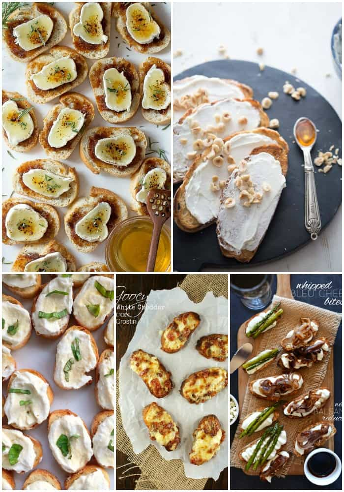 Is there anything better than toasted bread with sumptuous toppings? Not at my house! Satisfy your craving with these 25 Bruschetta Recipes to Make Tonight!