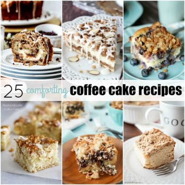 25 Comforting Coffee Cake Recipes