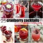 25 Cranberry Cocktails for Your Holiday Party