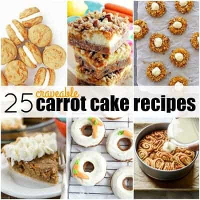 25 Craveable Carrot Cake Recipes