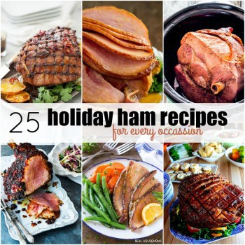 Gather your family around the table and get ready to dig into these 25 HOLIDAY HAM RECIPES FOR EVERY OCCASION!
