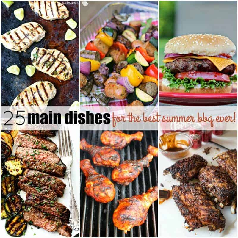 25 Main Dishes For The Best Summer Bbq Ever Real Housemoms