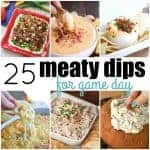 25 Meaty Dips for Game Day