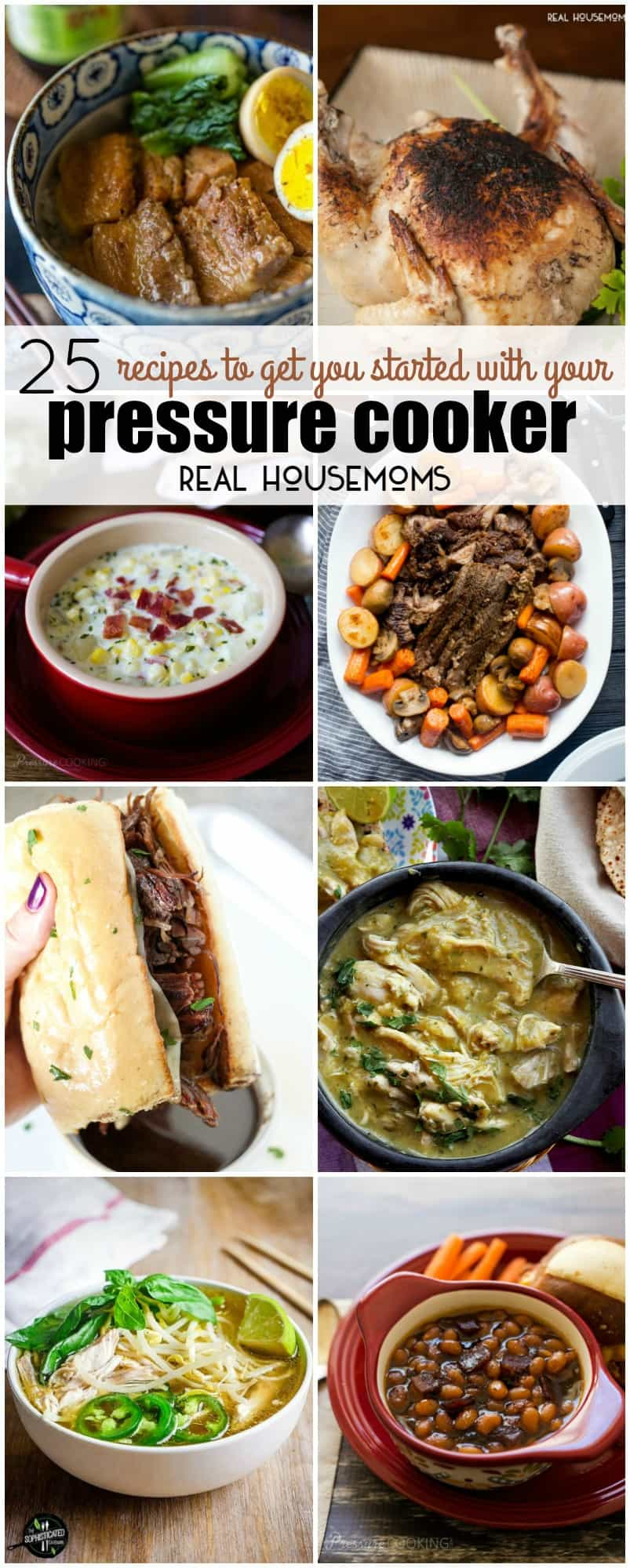25 recipes to get you started with your pressure cooker real save forumfinder Choice Image