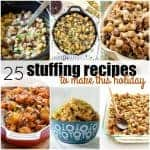 25 Stuffing Recipes to Make This Holiday