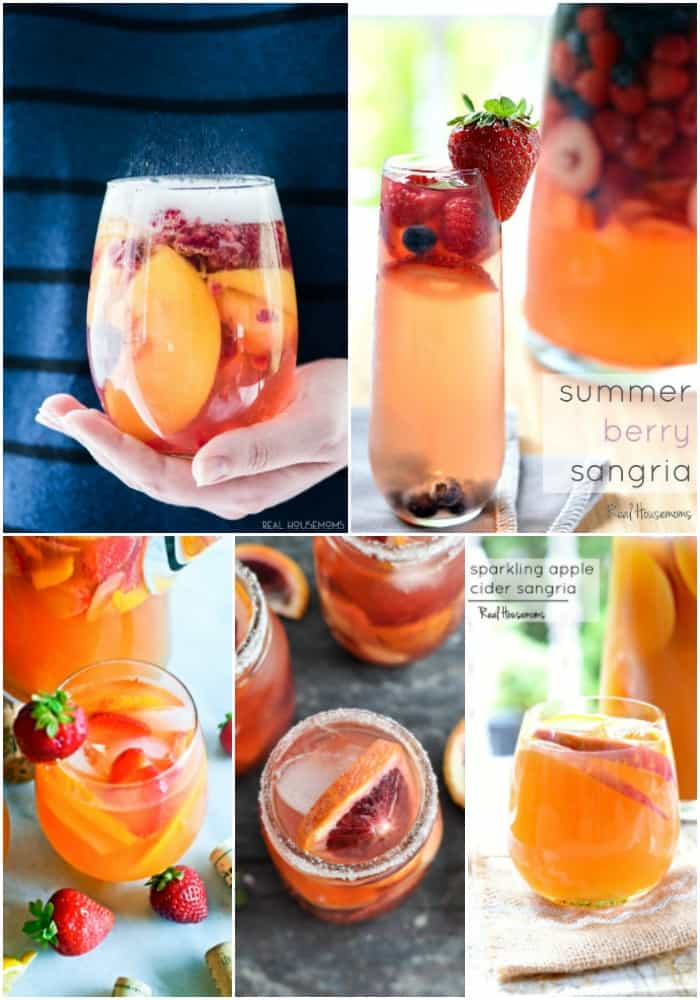 orange sangria recipes