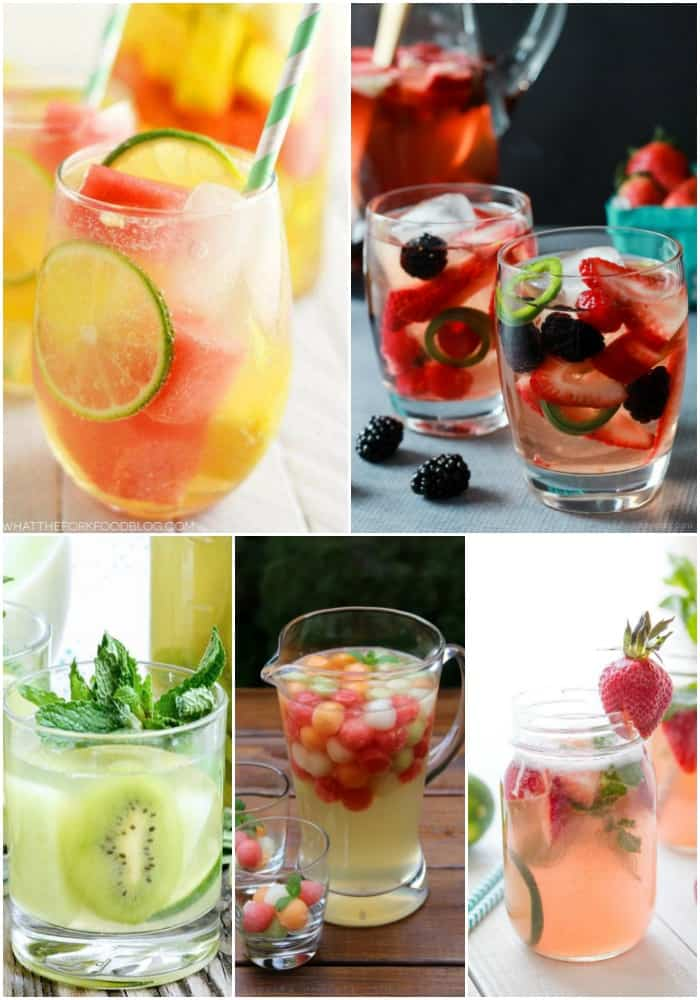 unique sangria recipes